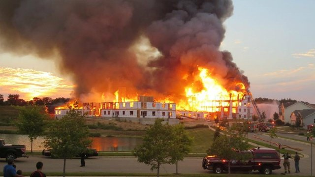 Cause of Apollo Way fire could take months to determine