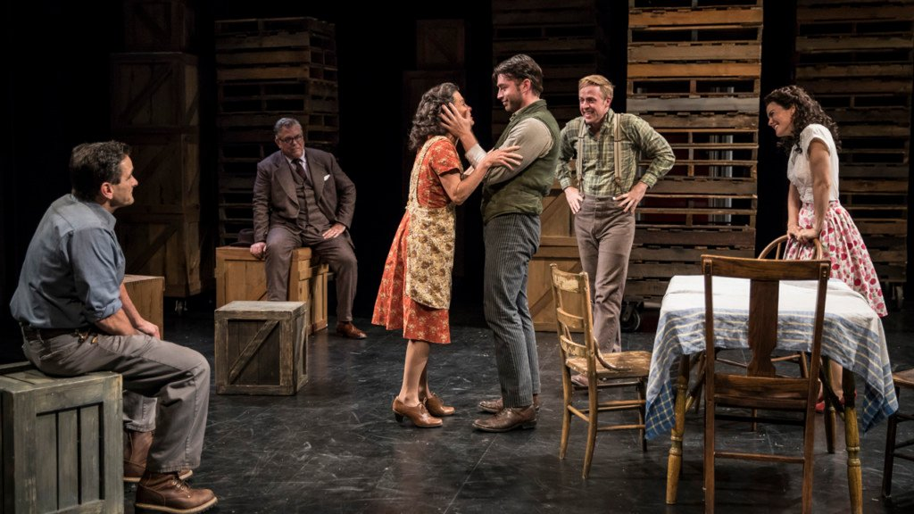 Review: APT's 'View From the Bridge' is season's best