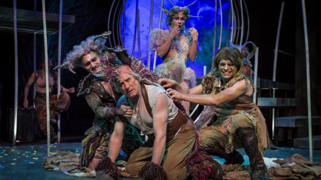 Wineke Review: APT's 'A Midsummer Night's Dream' is modern dress success