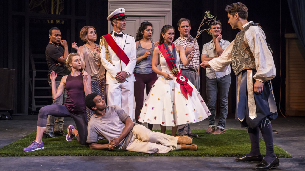 Review: 'Pericles' at APT is as no one has previously seen him