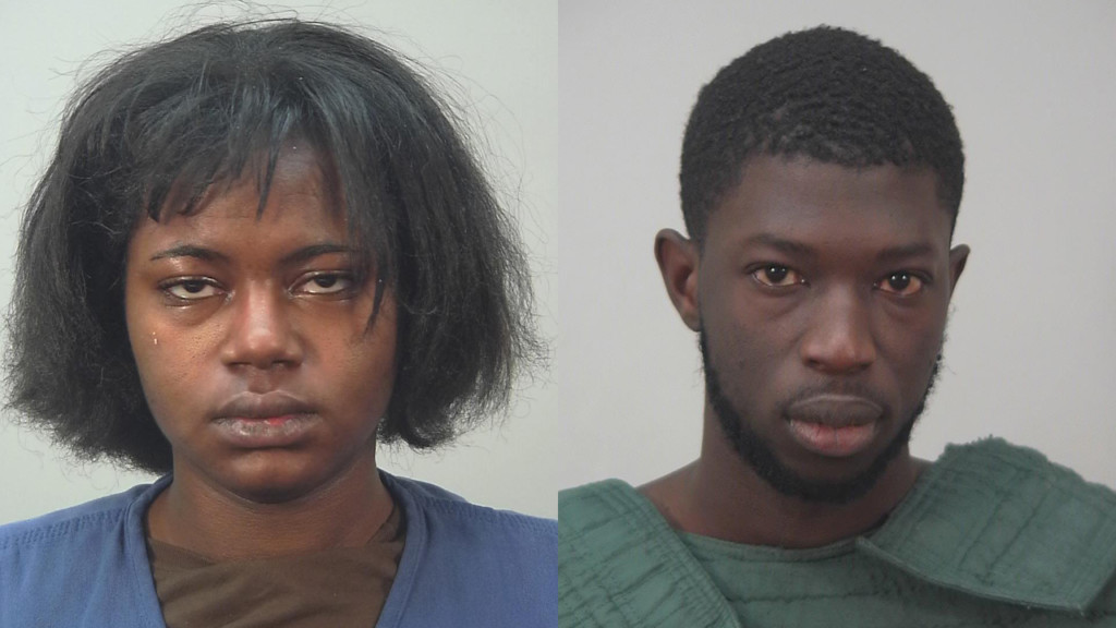 Two arrested in connection with late night pickpocket thefts