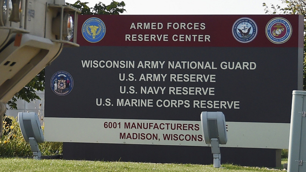 Florida cuts back request for Wisconsin National Guard troops