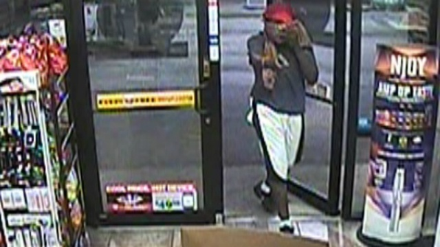 Police ask help to ID man in armed robbery surveillance photo