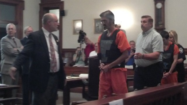 Court: Statements, plea properly entered in fatal fire case