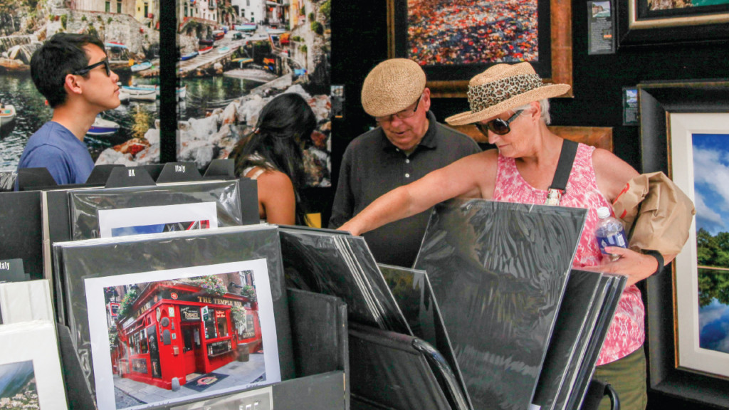 6 spectacular July arts events