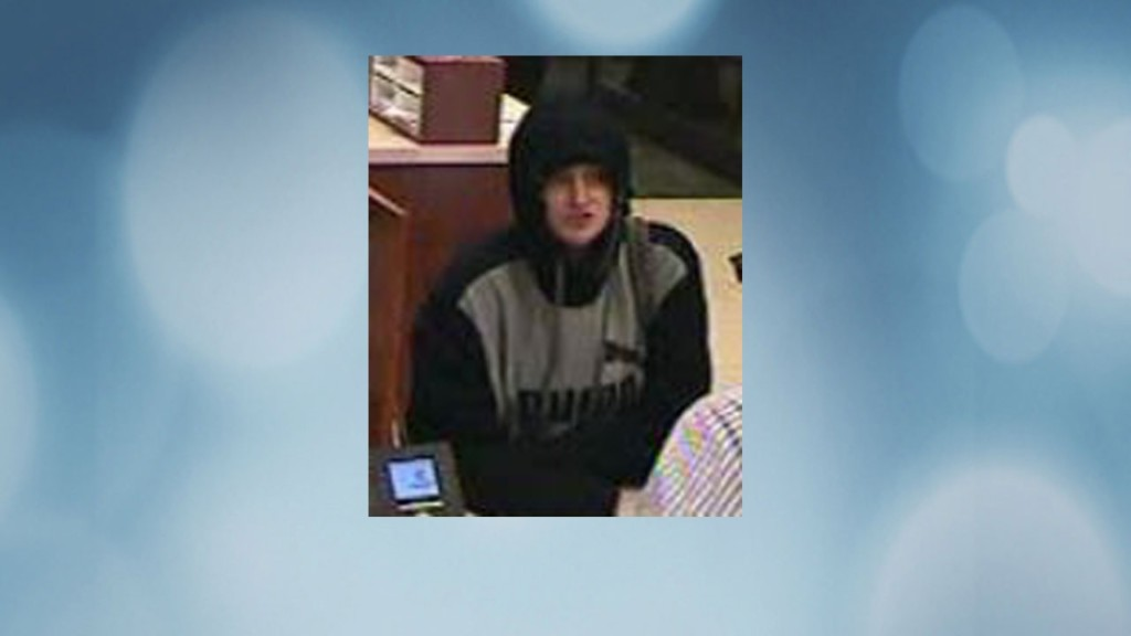 Woman wearing multicolored pajama pants robs bank, police say