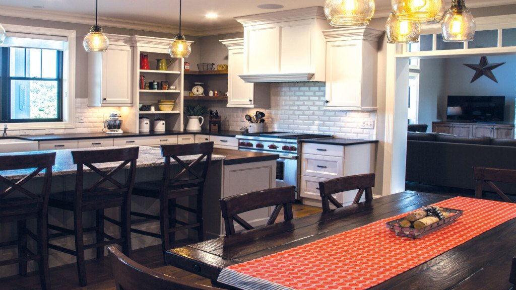 Special Promotional: Kitchen upgrades