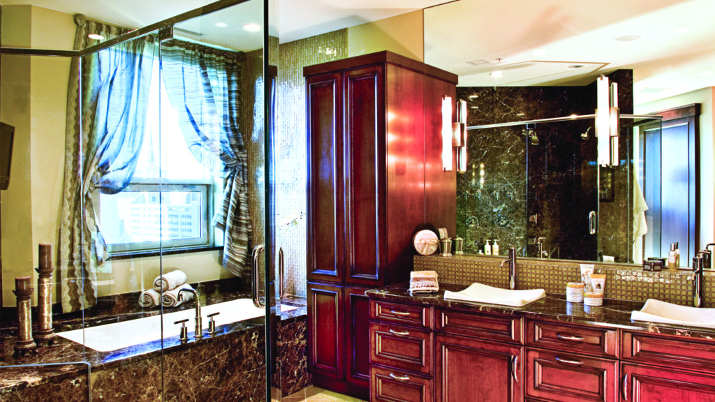 PROMOTION: Tips For Brightening The Bathroom