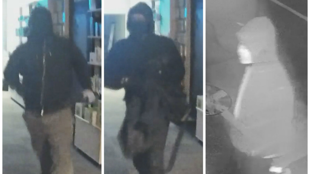 Middleton police look for information about AT&T Store burglars