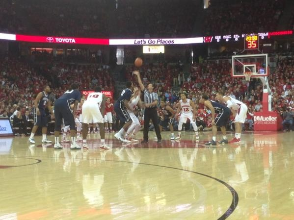 #4 Badgers beat Penn State, 89-72