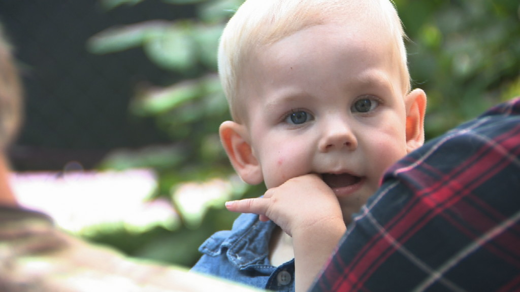 After baby's heart transplant, Wisconsin Dells couple starts nonprofit to pay it forward