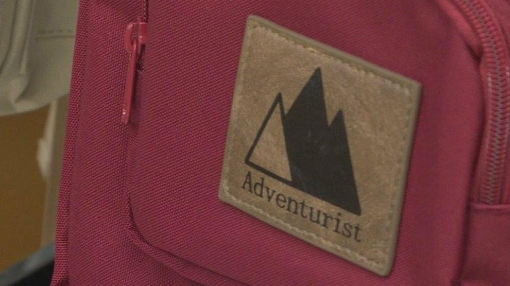 Every Adventurist Backpack sold at University Book Store to help local food insecurity