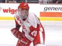 Badger hockey ties Tech
