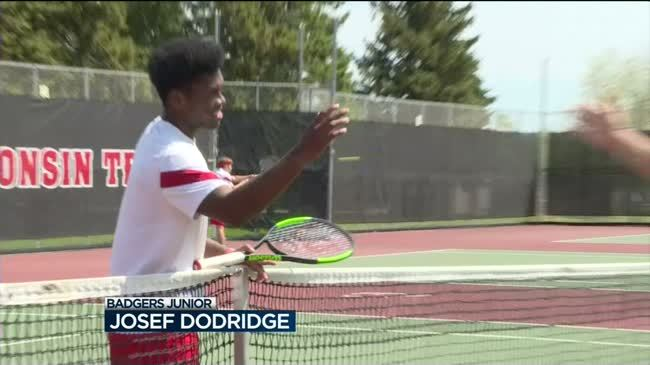 Badgers Men's Tennis season ends in second round of NCAA Tournament
