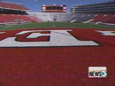 Lawmaker calls for review of Camp Randall scoreboard pick