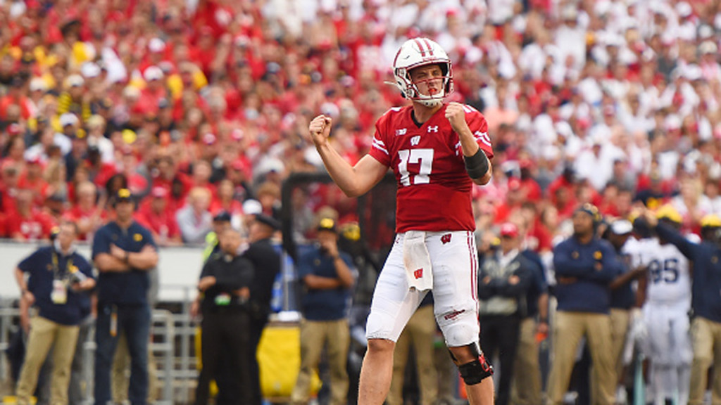 Wisconsin Badgers to play Oregon in 106th Rose Bowl