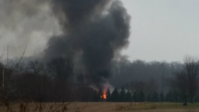 Fire breaks out at pet food plant in Marshall