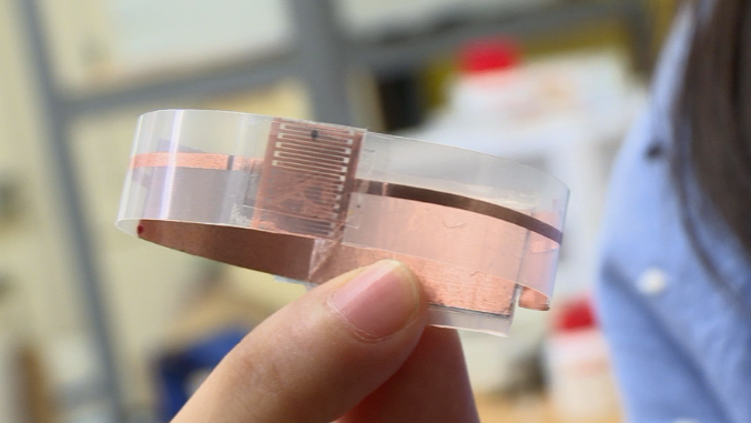 New bandage cuts wound heal time from two weeks to three days in rodent tests
