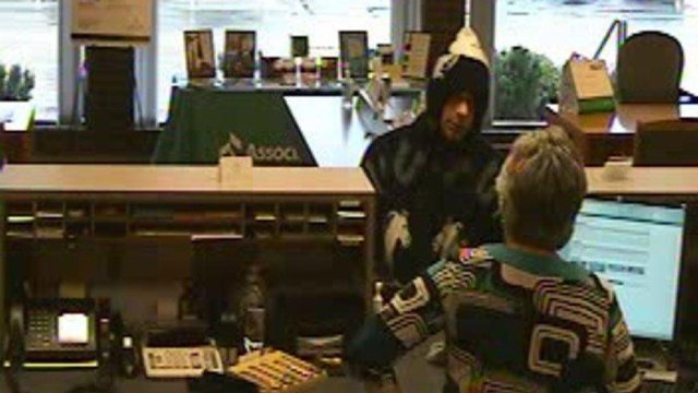 Beaver Dam police search for armed bank robber