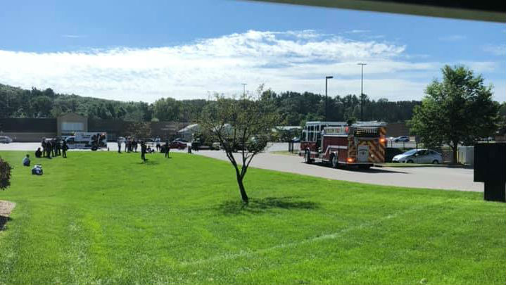 Lake Delton Walmart evacuated after gas line struck, store reopens