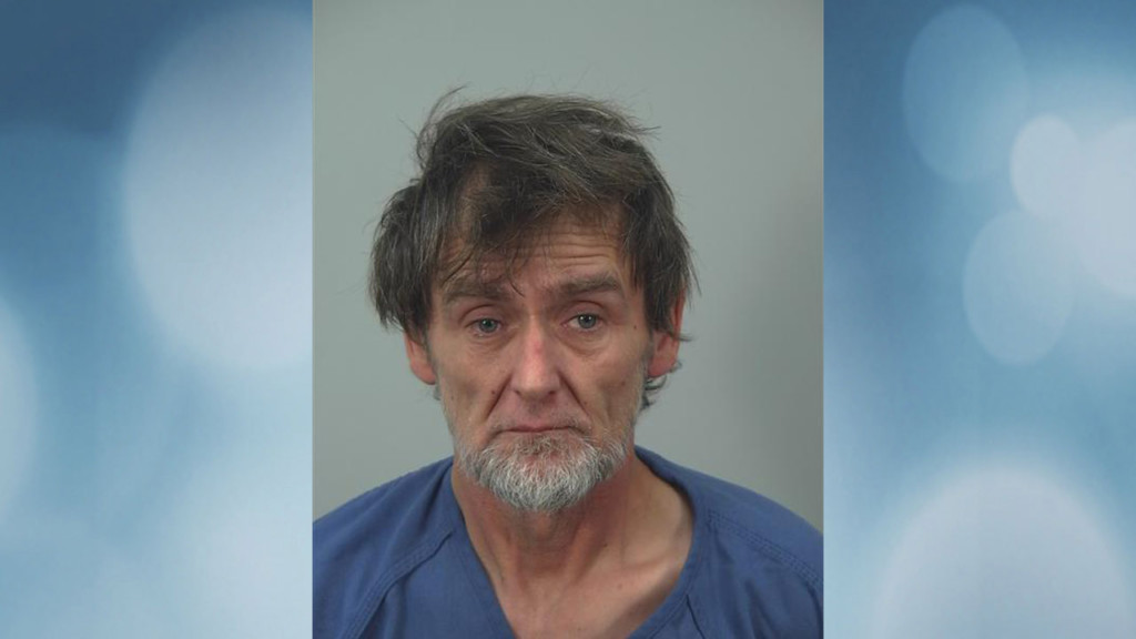 Man suspected of stealing from garage, police say