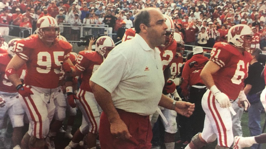 From the archive: Barry Alvarez's winning season