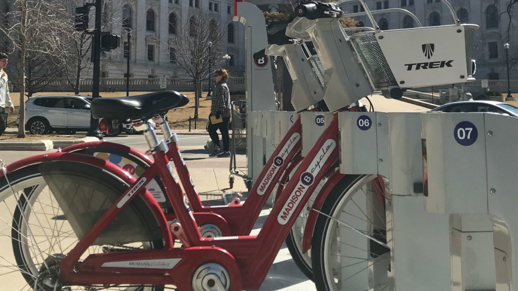 Madison BCycle to offer free rides March 31-April 7