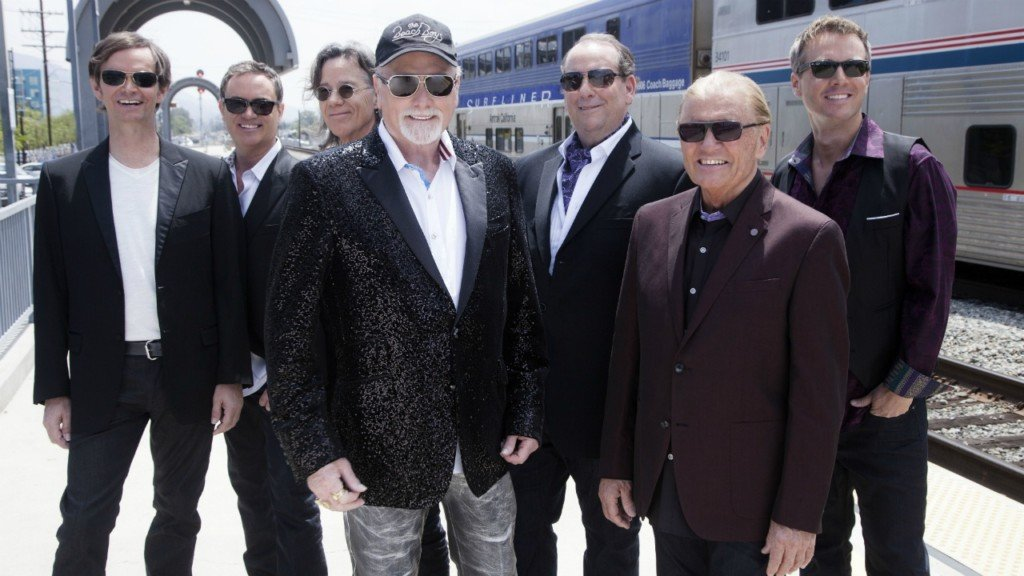 Beach Boys, Martin Short, Steve Martin coming to Overture Center