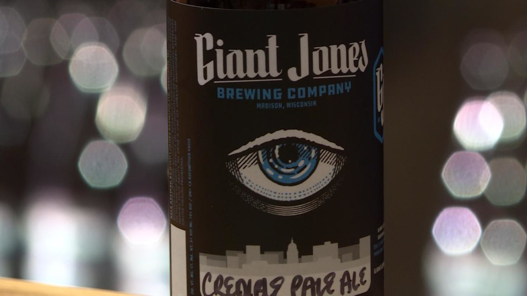 'A little beer doing big things': Madison-brewed beer raises thousands for Rape Crisis Center