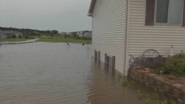Recent rainfall breaking 100 year-old record, causing long detours