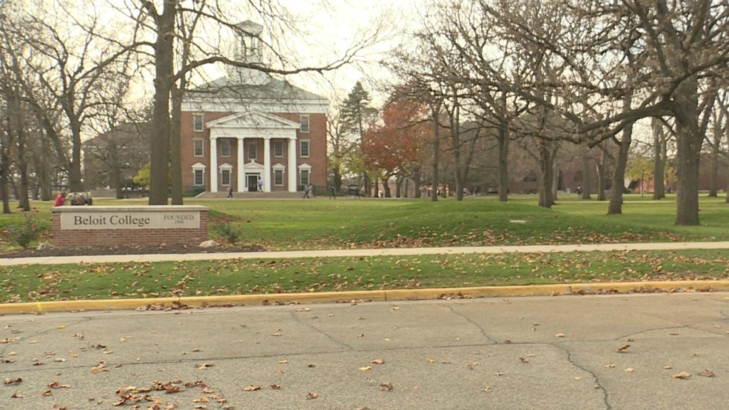 Beloit College holds campus conversation after white pride posters found