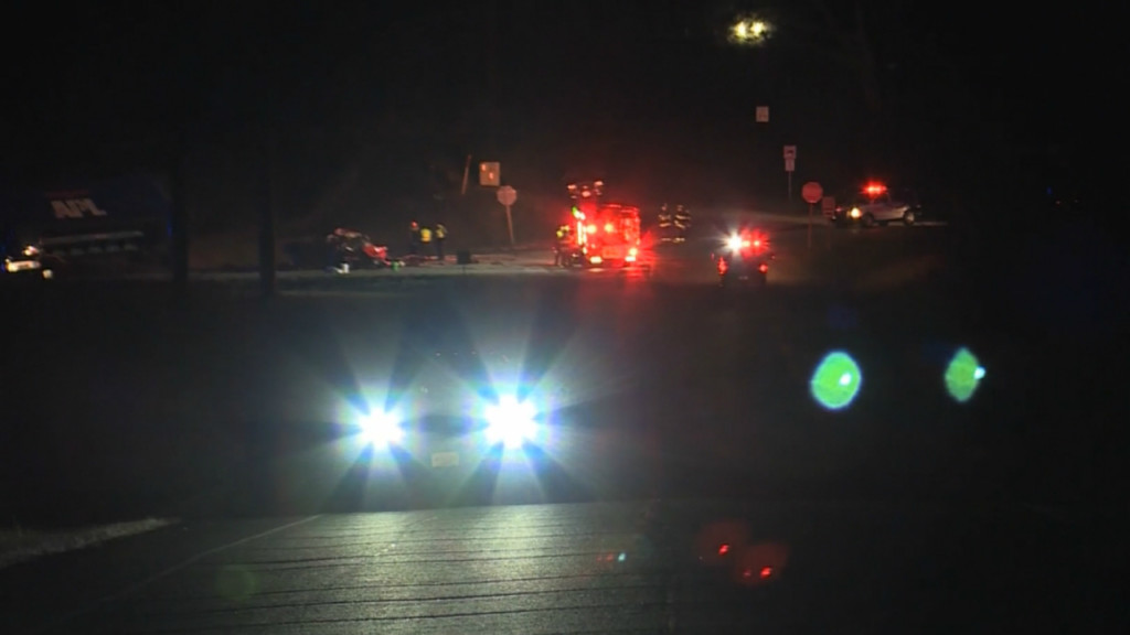 Officials ID woman killed in crash with semi; 5-month-old daughter survives