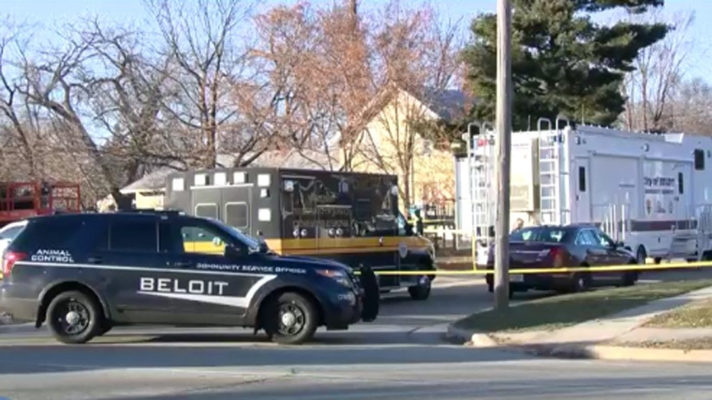3 officers involved in Beloit shooting death identified