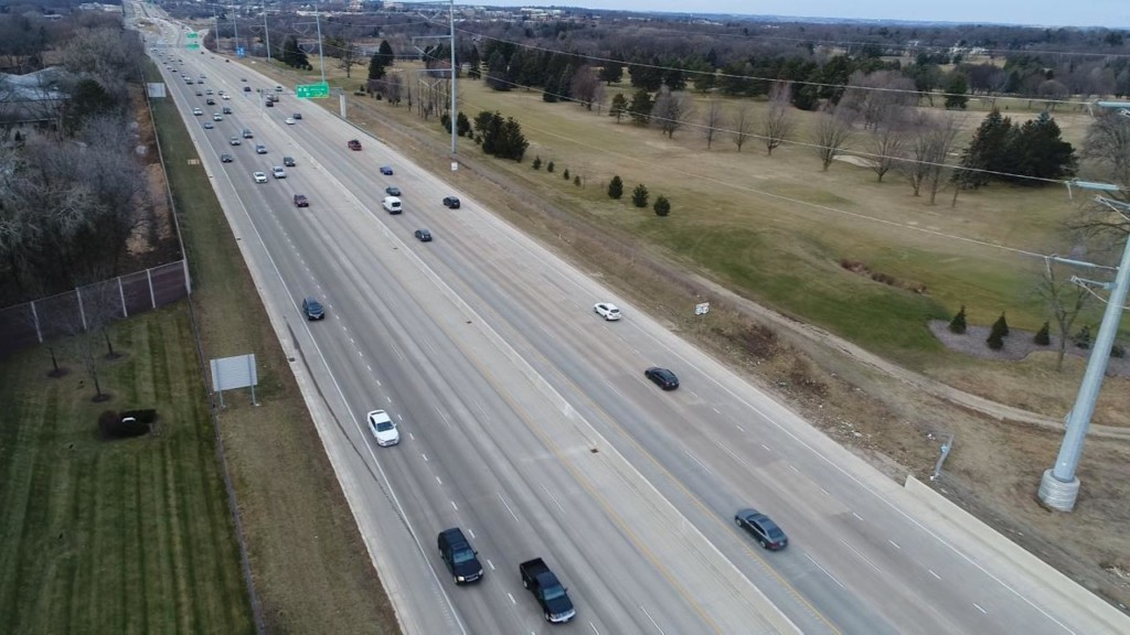 Alder raises concerns about proposal to open Beltline shoulders during rush hour