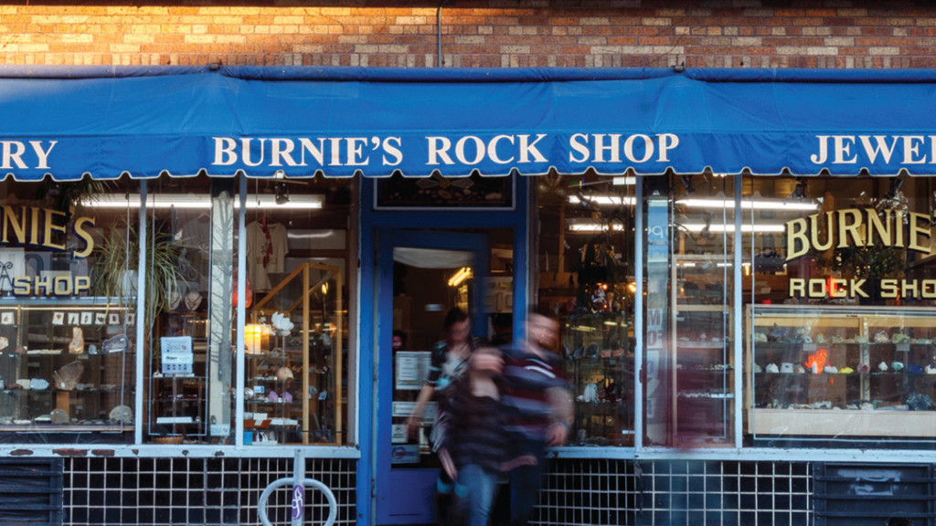 Thousands of dollars of merchandise stolen from Burnie's Rock Shop Saturday, police say