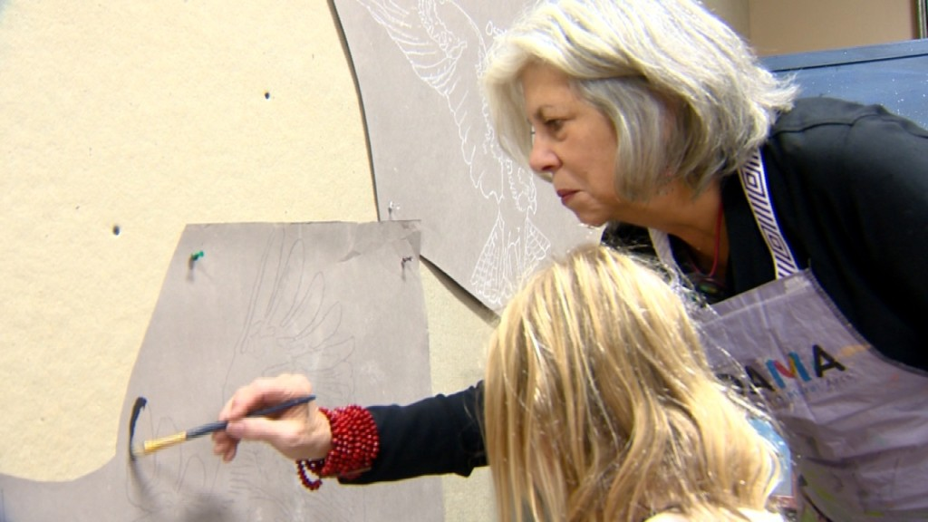 Do Something Good: How a businesswoman uses her expertise to help the arts