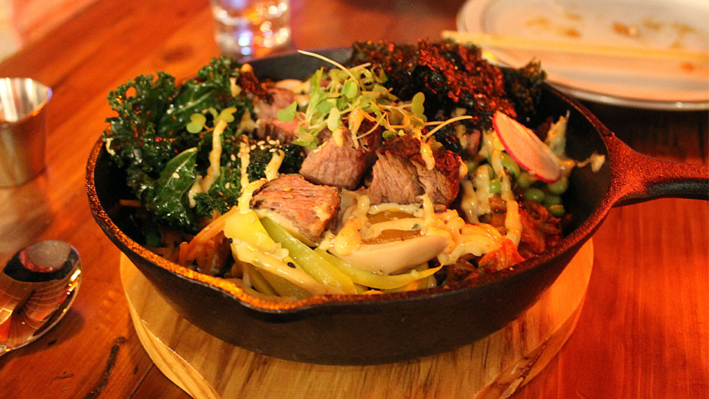 Mr. Kimchi brings Korean fusion cuisine to King Street