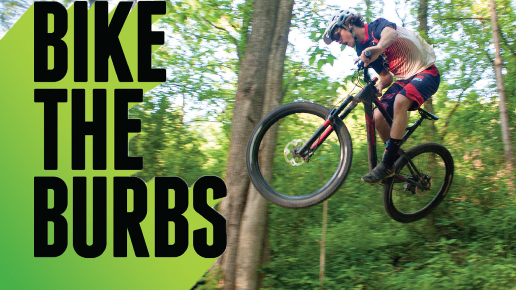 Bike the burbs