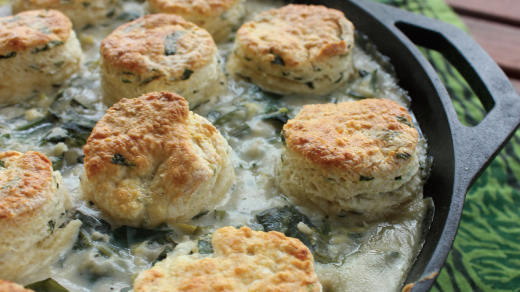 Recipe: Summery biscuits