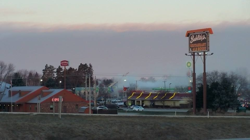Fire destroys Burger King, gas station in Lomira