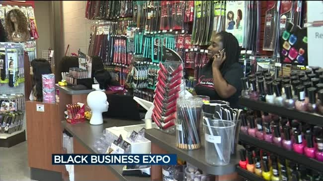 Black Business Expo hopes to put a different spin on Black Friday