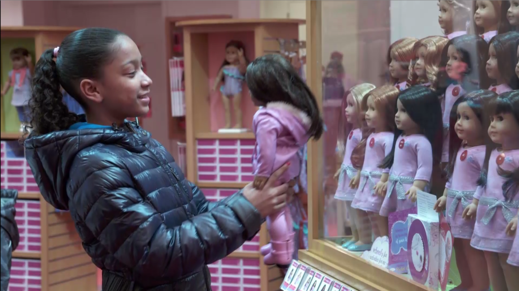 UW Madison students collect black dolls to instill confidence in local youth