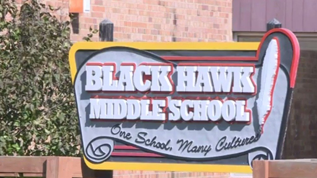 Black Hawk Middle School principal resigns