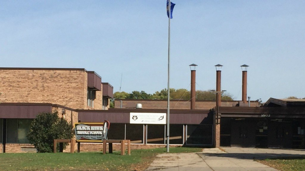 Police: Black Hawk Middle School robbed over the weekend