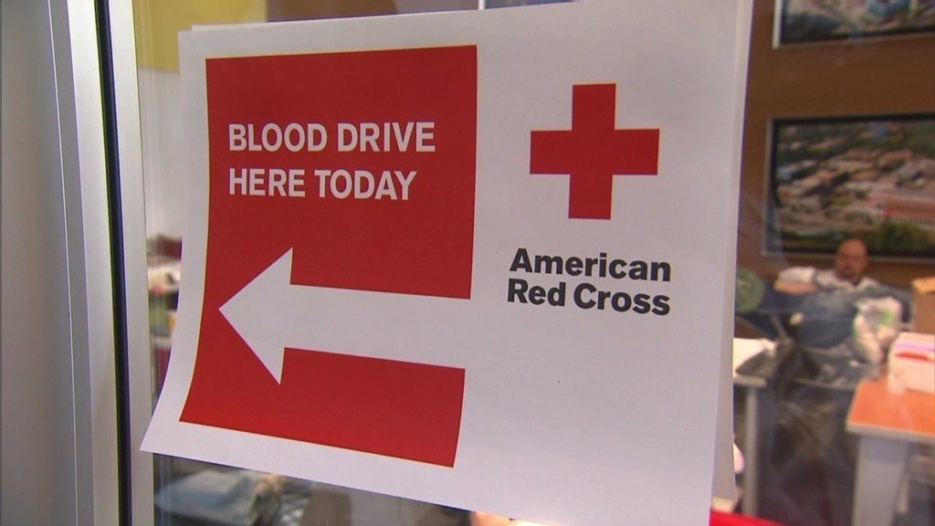 Red Cross in urgent need, holds blood drive in Baraboo