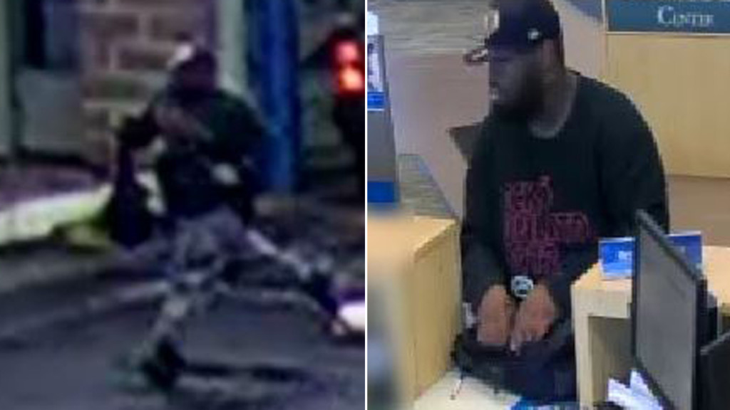 Police release surveillance images from BMO Harris Bank robbery