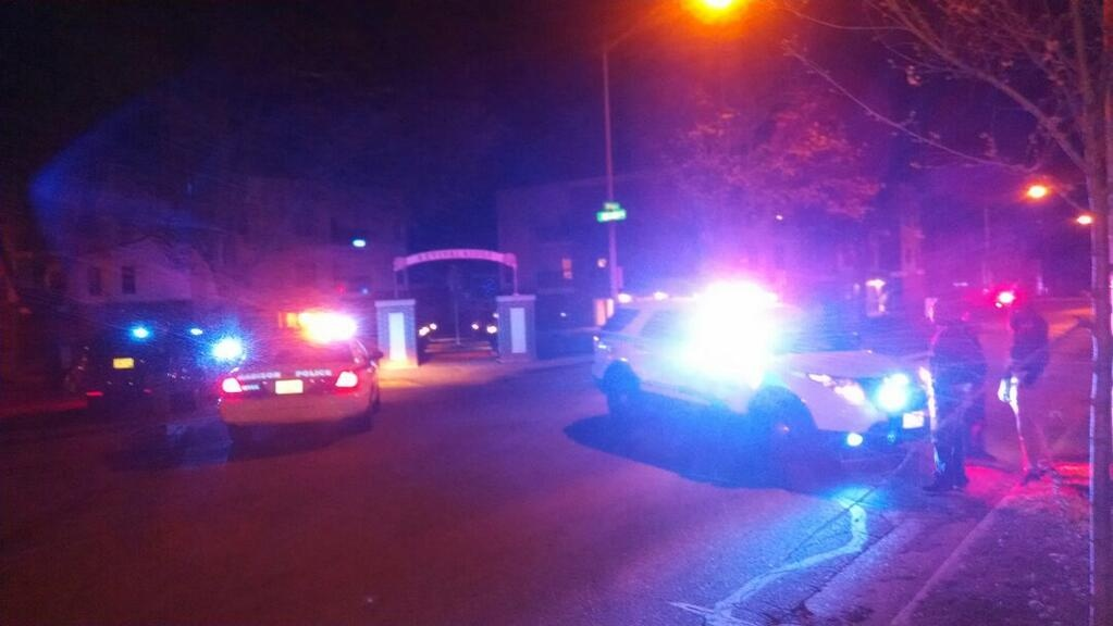 2 shot in Allied Drive area, officers provided medical help, officials say