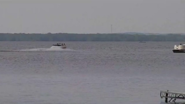 Law enforcement step up patrols on the water