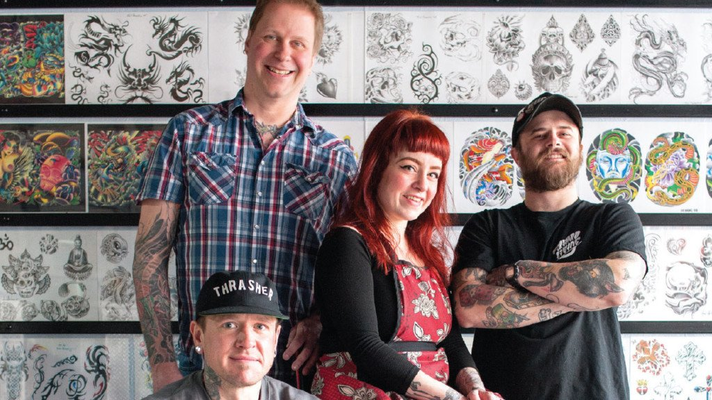 Indelible Impressions: Capitol City Tattoo