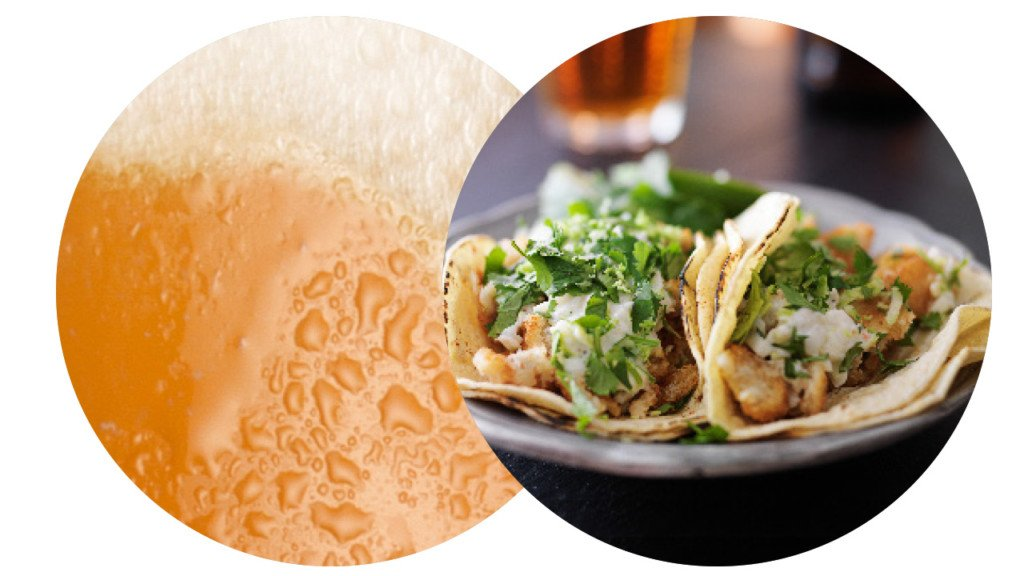 3 perfect beer and meal pairings